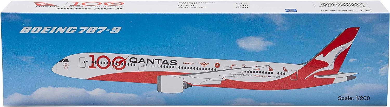 PPC Holland Qantas 100 Years | 1:200 Dreamliner Boeing 787-9