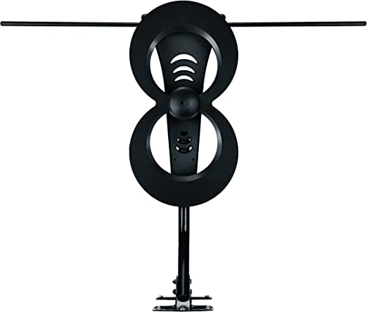Best Outdoor TV Antenna for Rural & Semi-Urban Areas in 2021 (Reviews) 1