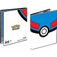 Pokémon UPR85452-P Pokémon Ball 4-Pocket Portfolio, Mixed Colours