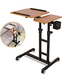 Amazon Com Overbed Tables Health Amp Household