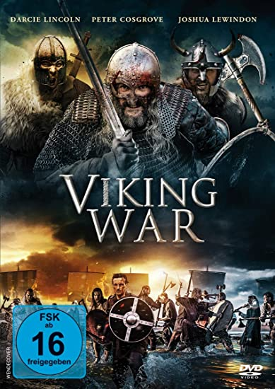 Viking War [Alemania] [DVD]: Amazon.es: Darcie Lincoln, Peter Cosgrove, Victor Toth, Louisa Warren, Darcie Lincoln, Peter Cosgrove: Cine y Series TV