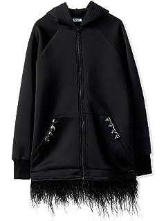 7468ce6f91 Pinko 1G140Q 6151 SIGNUM 6 Jacket Women 42: Amazon.co.uk: Clothing