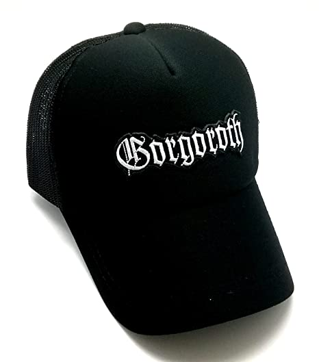 f63095a8 Wasuphand Gorgoroth Baseball Cap Hard Rock Heavy Metal Punk Hardcore Band  Music Sew On Patch Embroidered