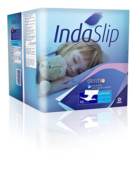 Inda Slip Plus Junior Small 10 unidades)