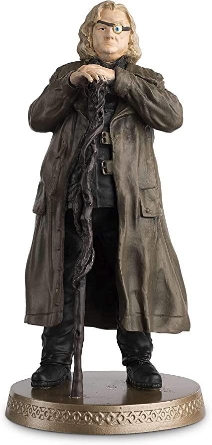 Percival Graves with Magazine Issue 42 by Eaglemoss Hero Collector The Official Wizarding World Figurine Collection