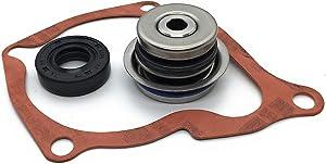 REPLACEMENTKITS.COM Brand Water Pump Kit Fits Polaris 400 & 500 Sportsman Scrambler Predator & Ranger Replaces 3084837, 3084836 & 3086840