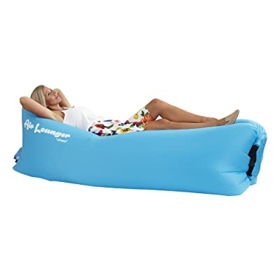 Air Lounger with bag, pockets & anchor parachute material made