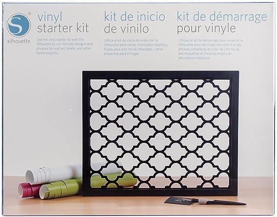Silhouette Portrait Bundle Starter Kit Vinilo (Your Design): Amazon.es: Informática