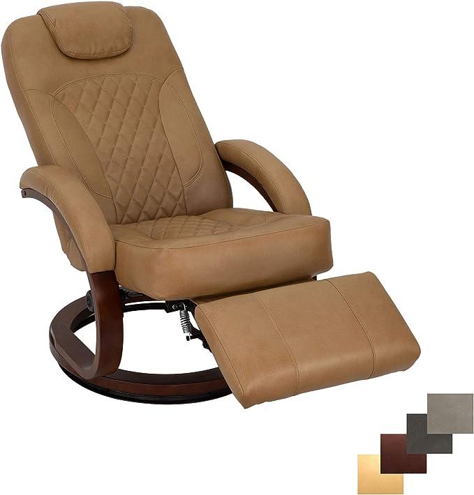 RecPro Nash 28 RV Euro Chair Recliner