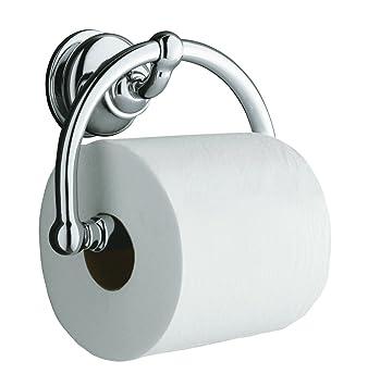 KOHLER K 12157 CP Fairfax Toilet Tissue Holder  Polished Chrome. KOHLER K 12157 CP Fairfax Toilet Tissue Holder  Polished Chrome