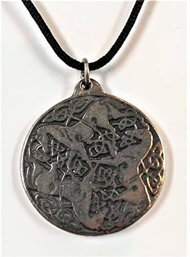 Celtic Knot Horses For Protection Strength Amulets Of World