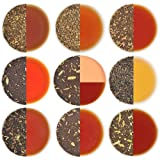 VAHDAM, Chai Tea Sampler - 10 TEAS, 50 Servings   100% NATURAL SPICES   India's Original Masala Chai Teas   Brew Hot, Iced or