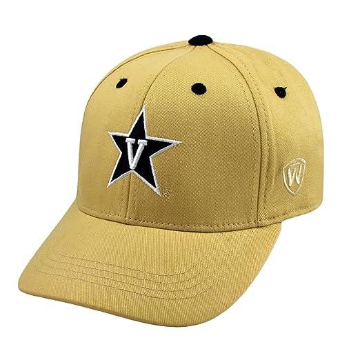 Amazon.com   NCAA Youth One-Fit Cap NCAA Team  Vanderbilt   Sports Fan Baseball  Caps   Clothing 15c234bd9e7