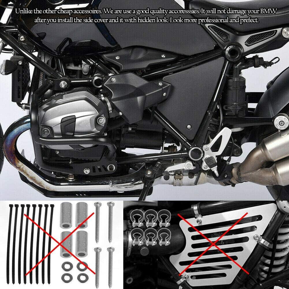 Xx Ecommerce Motorrad Motorrad Airbox Abdeckung Für B M W R Neun T Pure Racer Scrambler Urban Gs 2016 2017 2018 2019 Air Box Abdeckungsschutz Verkleidung Auto