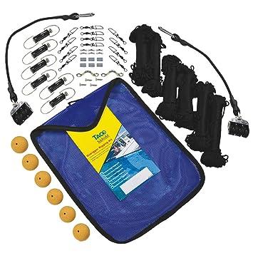 Taco Metales Taco Premium Triple Trenzado Rigging Kit: TACO Metals ...