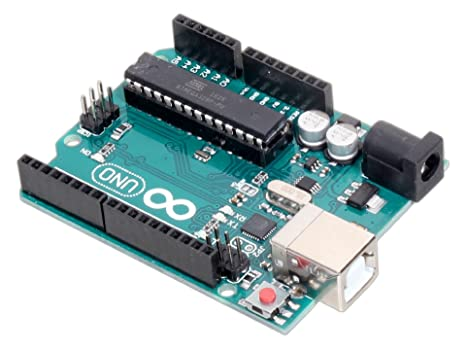 Arduino Uno R3 Board - Robokits India: Amazon in: Electronics