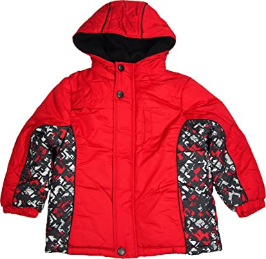 723b59284 Amazon.com  iXtreme - Little Boys Hooded Winter Jacket  Clothing