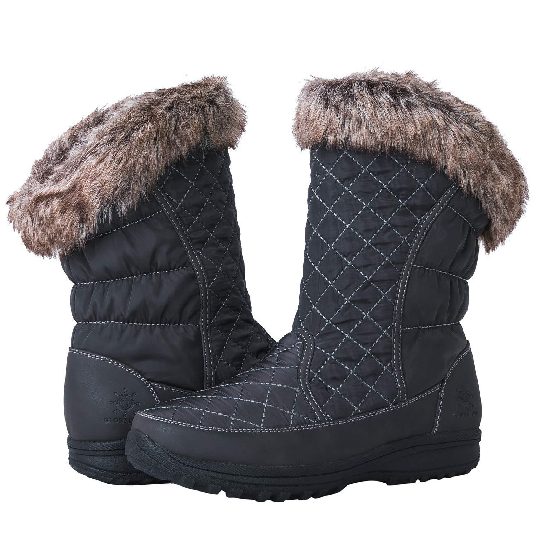 Globalwin Women's 1825 Snow Boots GW-W1825