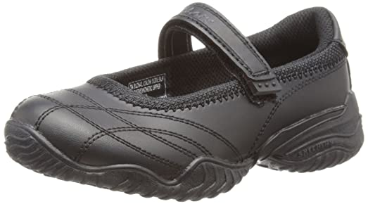 girls brown skechers
