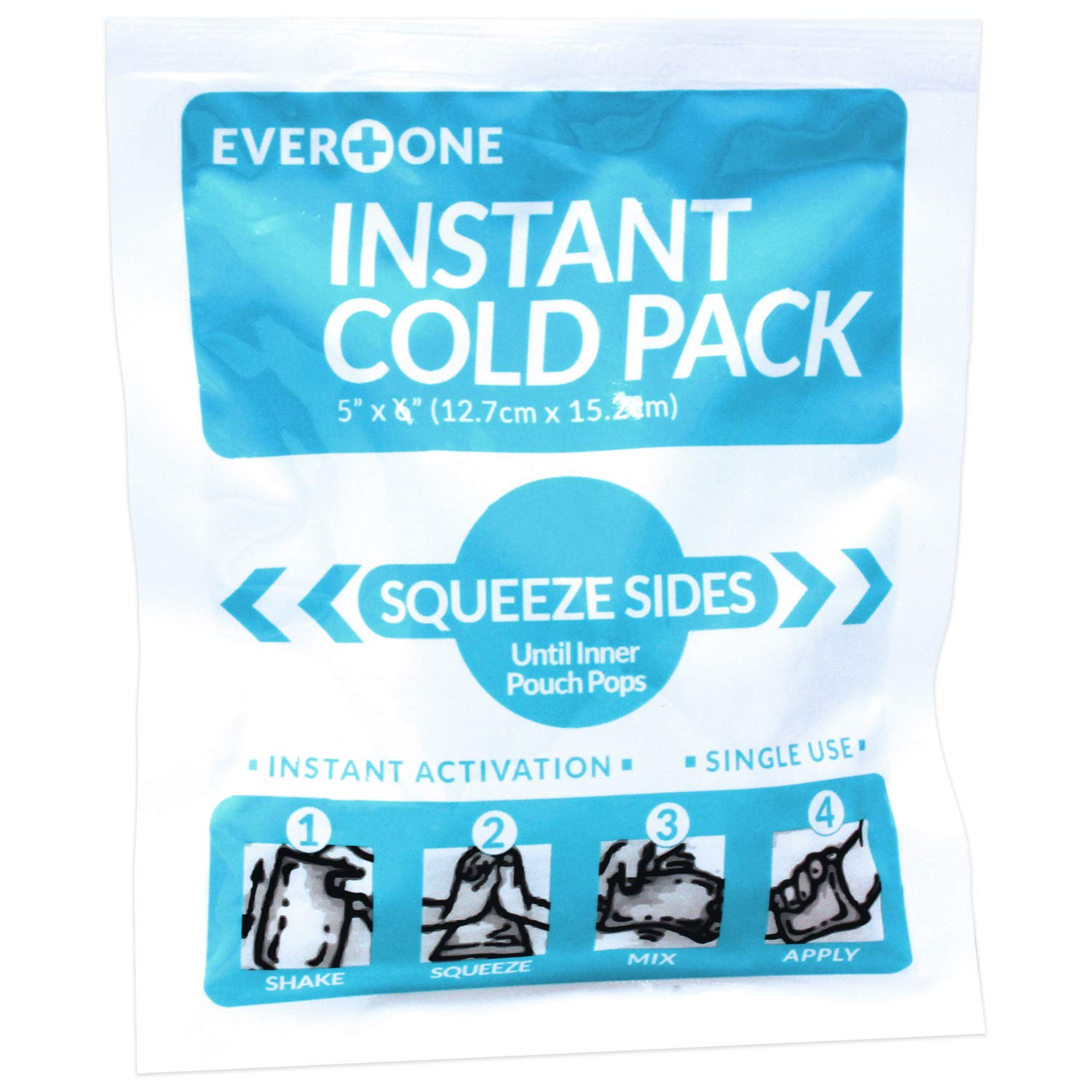 Amazon.com: Everone Instant Cold Pack 5