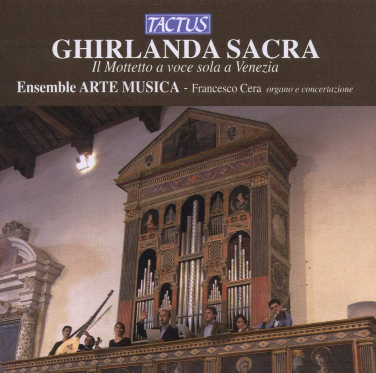 Inexpensive Max 76% OFF Ghirlanda Sacra: Motet for Venice Voice Solo in