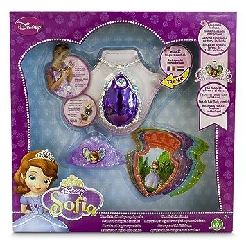 225c5a39e8162 Amazon.es  Princesa Sofía - Amuleto mágico