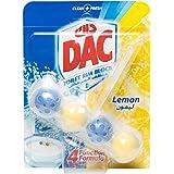 DAC Power Active Lemon Toilet Rim Block - 50 g