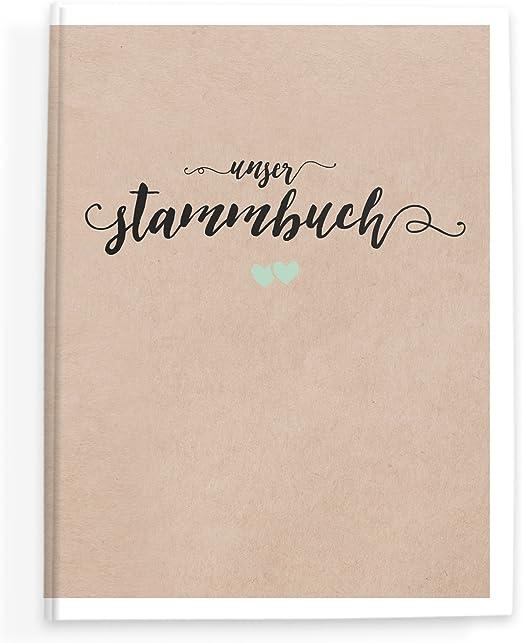 bigdaygraphix Stamm Libro de Familia de Familia Libro Blush Wedding Color Rosa: Amazon.es: Juguetes y juegos