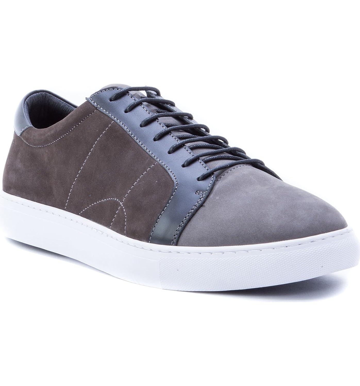 [ロバートグラハム] メンズ スニーカー Robert Graham Gonzalo Low Top Sneaker (M [並行輸入品] B07DTPWNGB