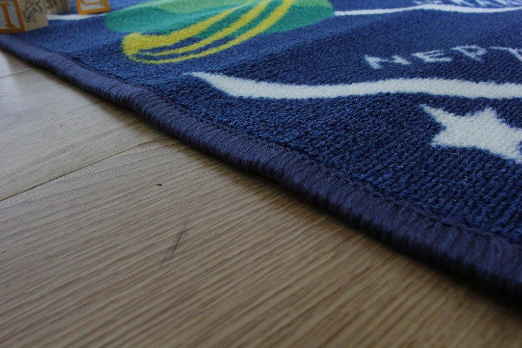 Tappeti Per Bambini Lavabili : The rug house tappeti gioco per bambini spazio e pianeti