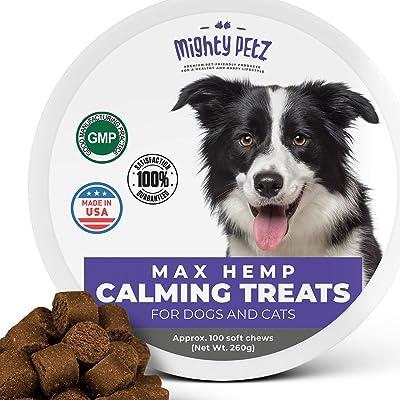 MAX Hemp Calming Treats