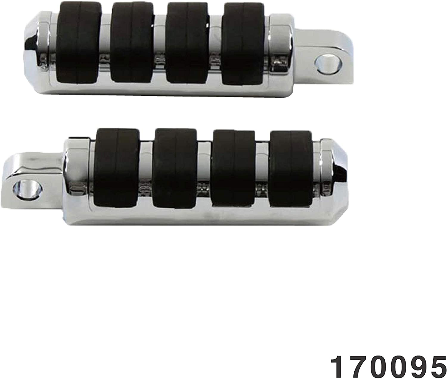 FOOTPEG CHR FANGSTER ISO STYLE FOOTPEG SET