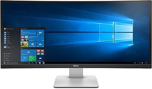 Dell UltraSharp U3415W 34-Inch Curved LED-Lit Monitor