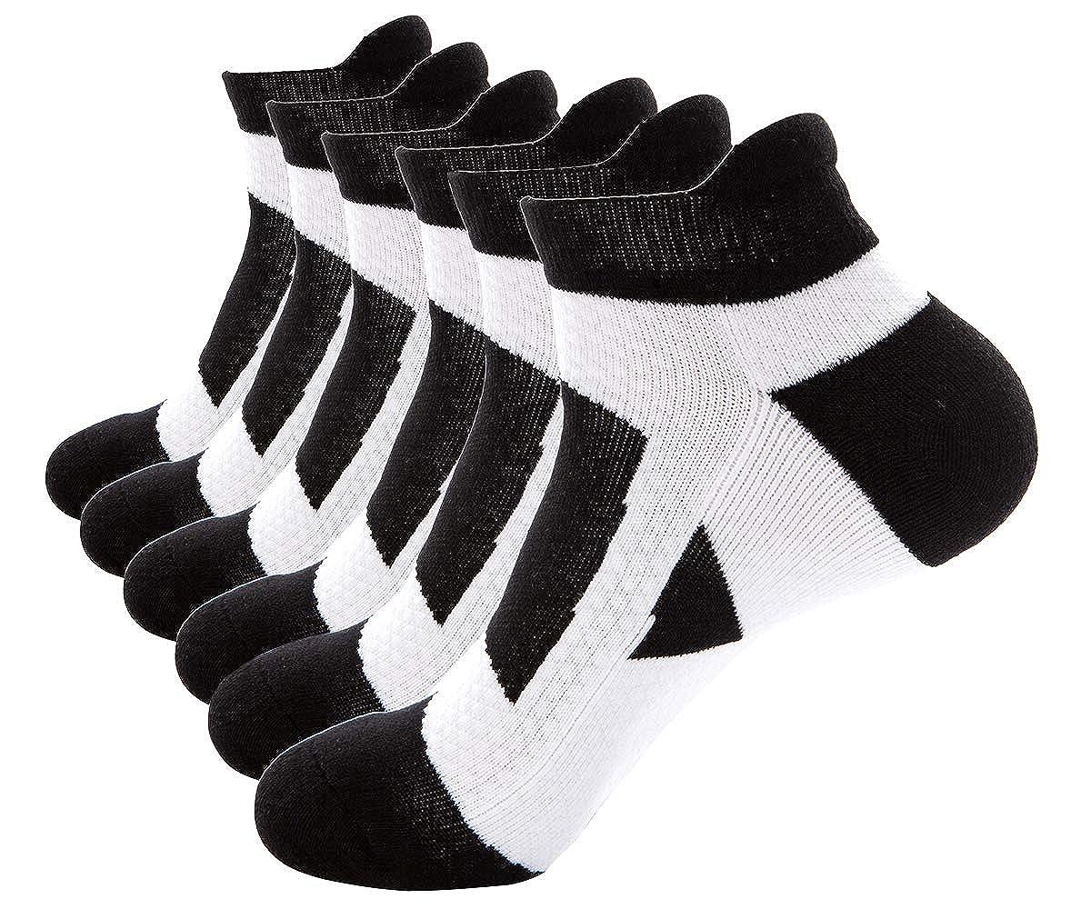 再再販! Wantdo SOCKSHOSIERY メンズ Pairs B07KDZSCR5 White - 6 6 Pairs Pairs One Size One Size|White - 6 Pairs, ribero:186afd8a --- svecha37.ru