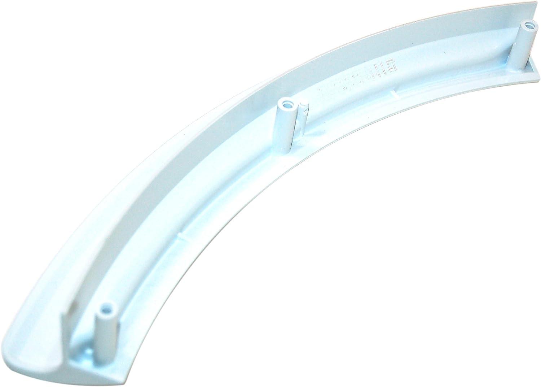 Original Bosch tirador de puerta para secadora Siemens 497522