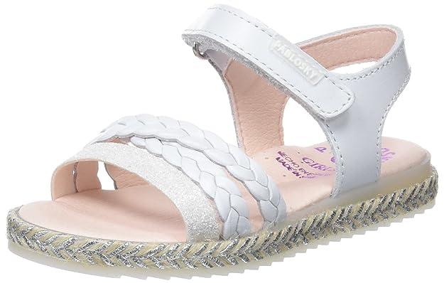 f1661798 Pablosky 450303, Sandalias con Punta Abierta para Niñas: Amazon.es: Zapatos  y complementos