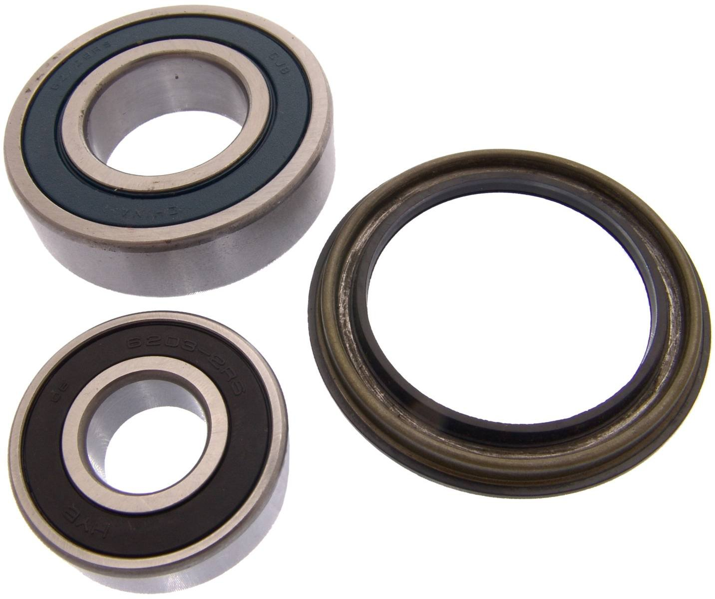 Febest - Nissan Front Arm Bearing Seal Kit (3 Set) - Oem: 54593-7J125