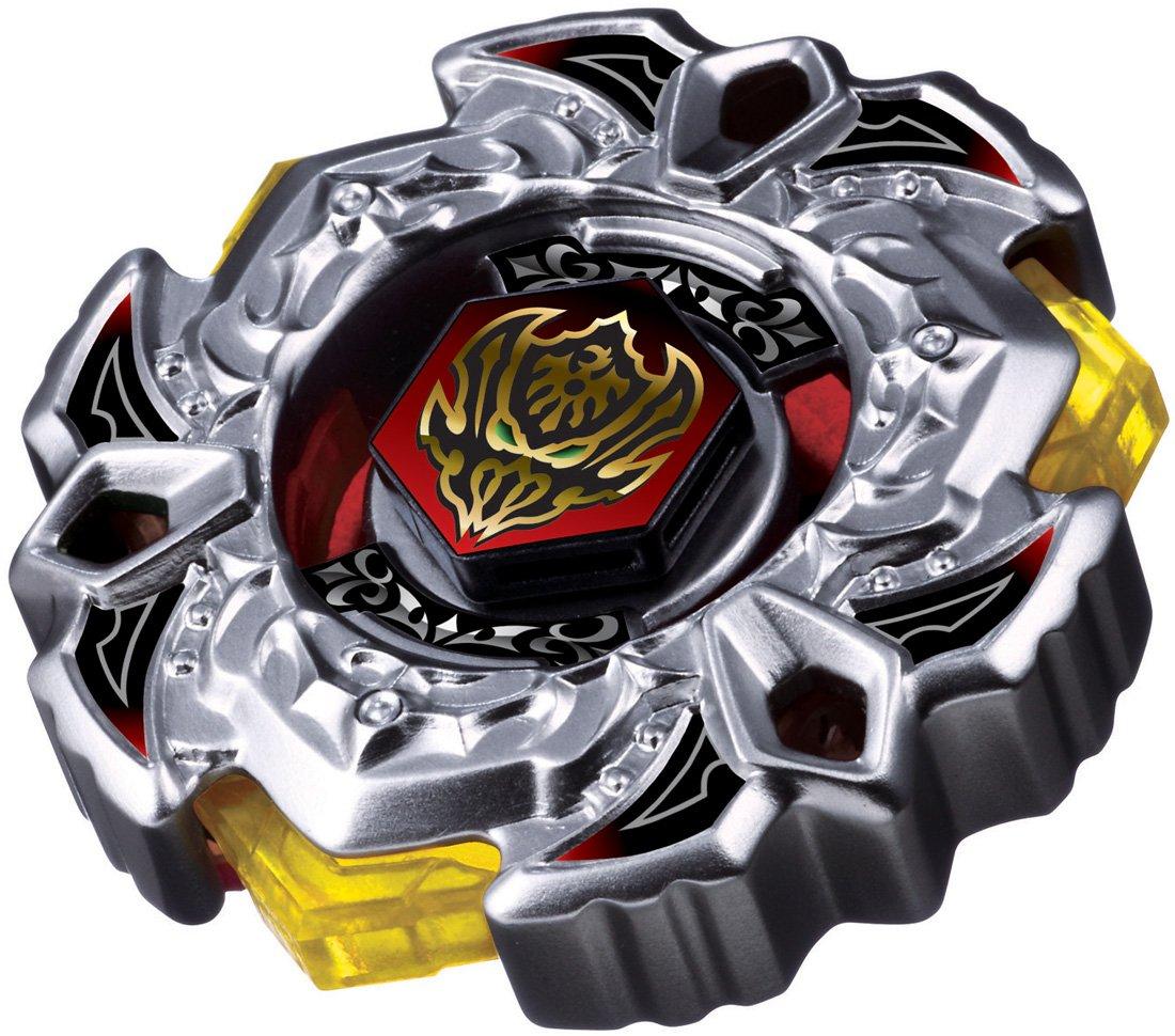 Beyblades #BB114 JAPANESE Metal Fusion Starter Set Beyblade Starter L/R 4D