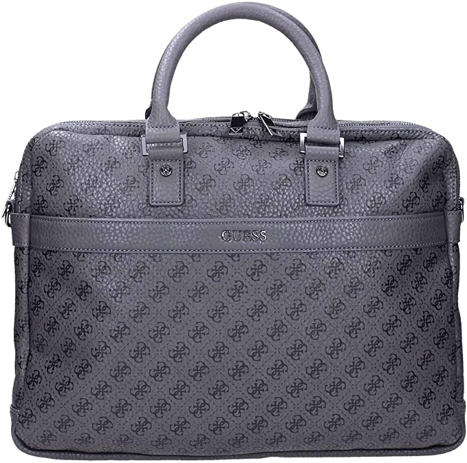 abiti guess estate, Guess Borsa porta PC black Uomo Promo