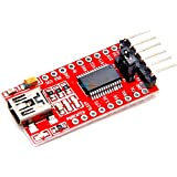 REES52 FT232RL USB TO TTL 5V 3.3V Download Cable To Serial Adapter Module for Arduino