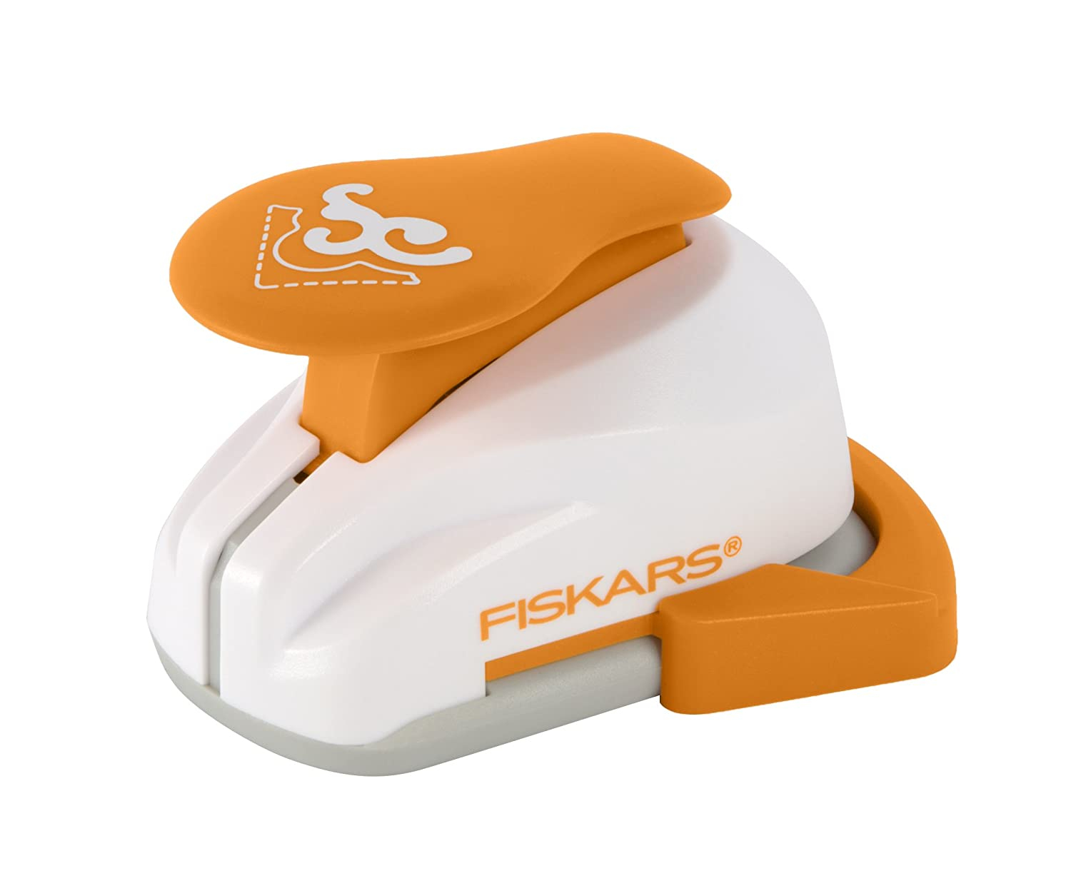 Fiskars Scroll Corner Lever Punch