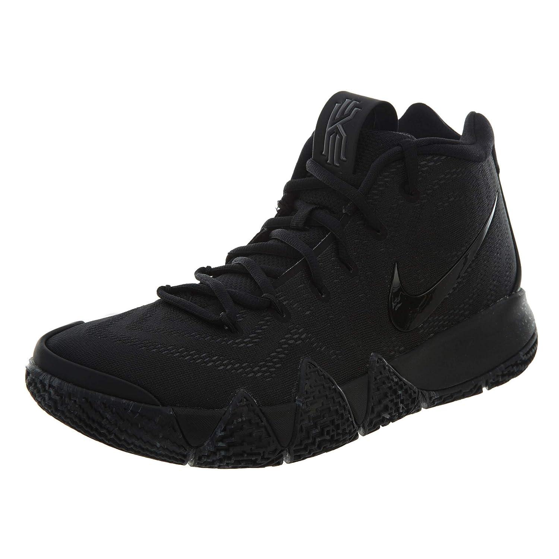 pretty nice a69ec 0d08a Nike Men's Kyrie 4 Basketball Shoes (9.5, Black/Black)