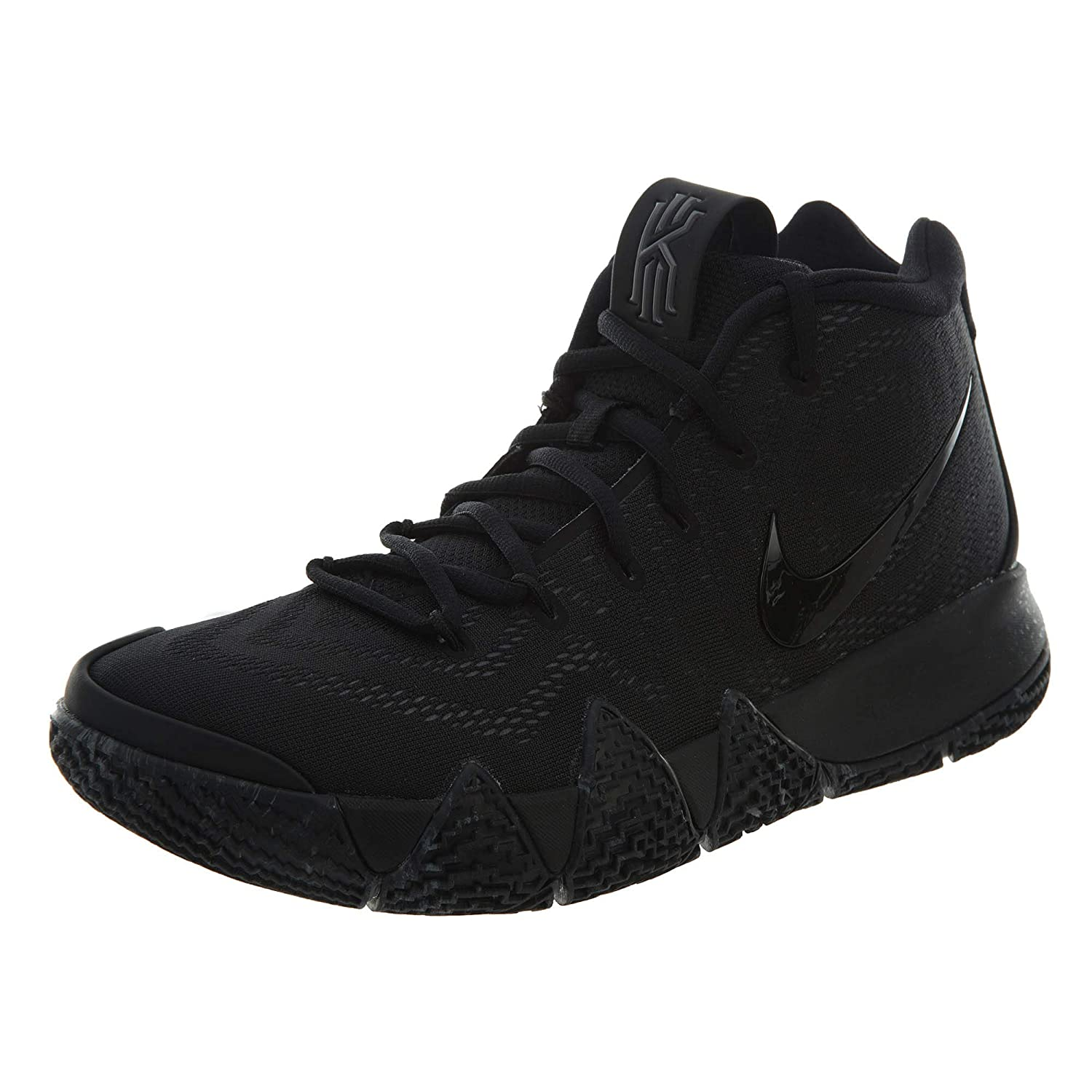 new concept 341d6 95dd2 Amazon.com | NIKE Men's Kyrie 4 Basketball Shoes (8.5, Black ...