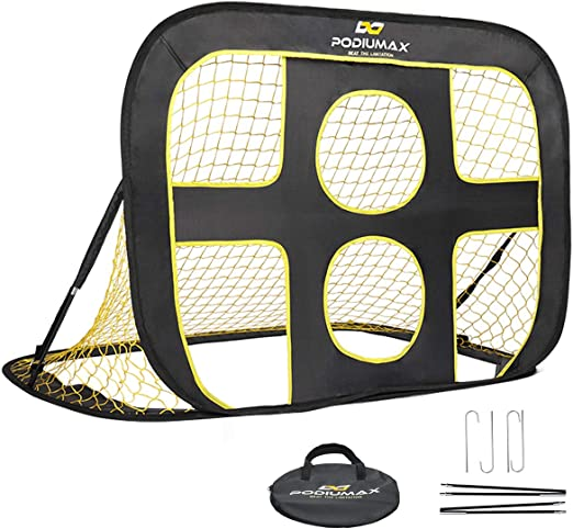 The Toy Company New Sports Football Goal 213/X 150/X 76/cm White