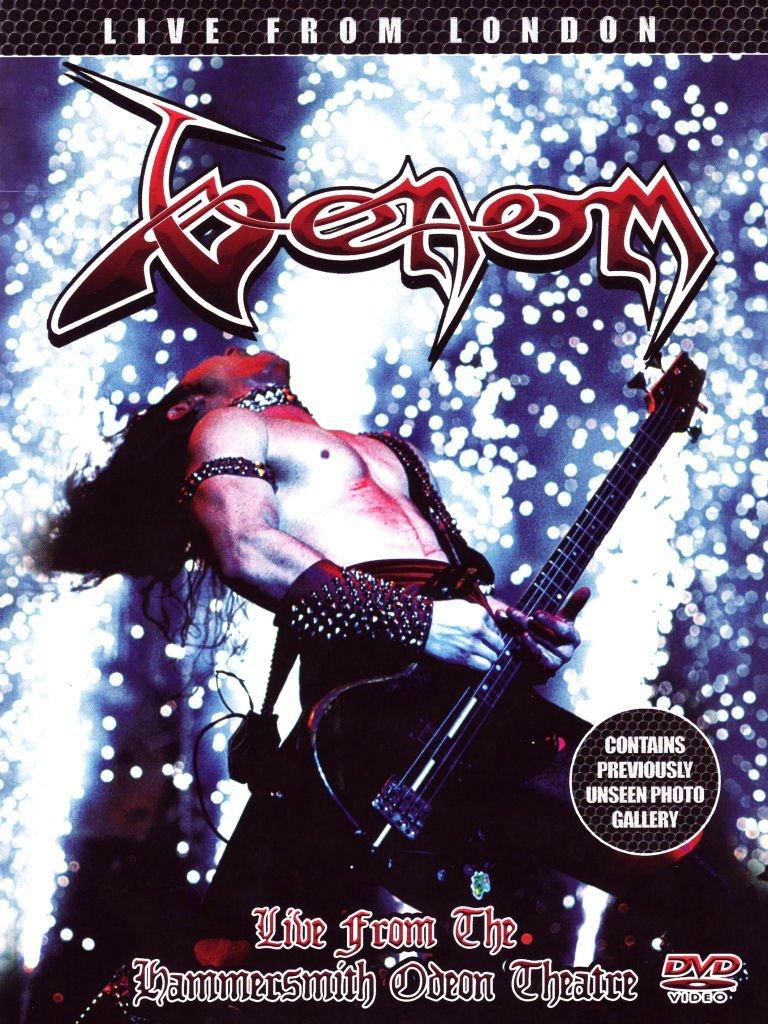 DVD : Venom - Live From London (DVD)