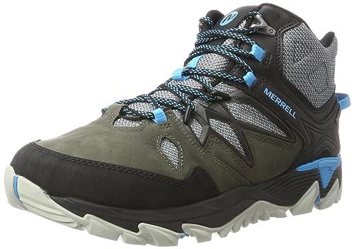 Merrell All out Blaze 2 Mid GTX, Botas de Senderismo para Hombre: Amazon.es: Zapatos y complementos