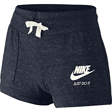 nuovi prodotti caldi 2019 prezzo all'ingrosso eccezionale gamma di colori Nike - Pantaloncini sportivi - ragazza blu 12 anni: Amazon ...