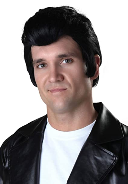 Fun Costumes Adult Grease Danny Zuko Wig Danny Wig from Grease