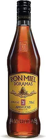 Arehucas Ron Miel Doramas - 700 ml