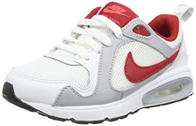 meet c5ead dfe88 Nike Air Max Trax (PS), Baskets Basses Mixte Enfant, Blanc (White